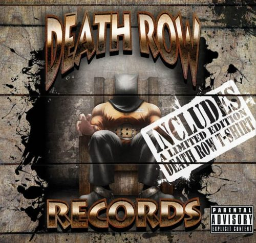 Various - The Ultimate Death Row Collection (Front)