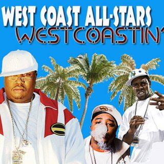 Various West Coast All Stars Vol. 1