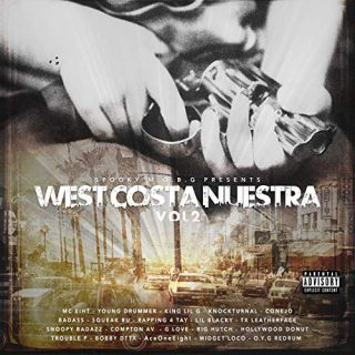 Various - West Costa Nuestra, Vol. 2