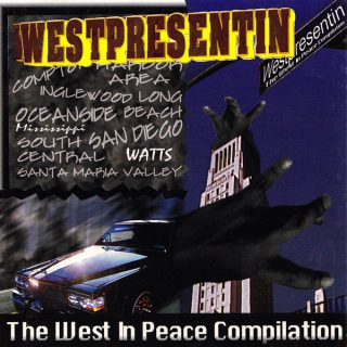 Various Westpresentin The West In Peace Compilation