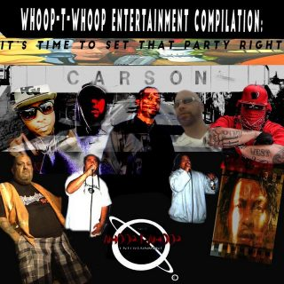 Various - Whoop-T-Whoop Entertainment Compilation It's Time To Set That Party Right