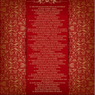Various - Wu-Files 10 Hosted By Sunz Of Man (Anniversary Edition) [Back]