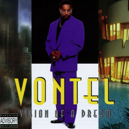 Vontel - Vision Of A Dream (Front)