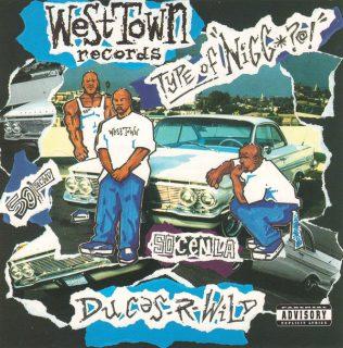 West Town - Duces-R-Wild (Front)