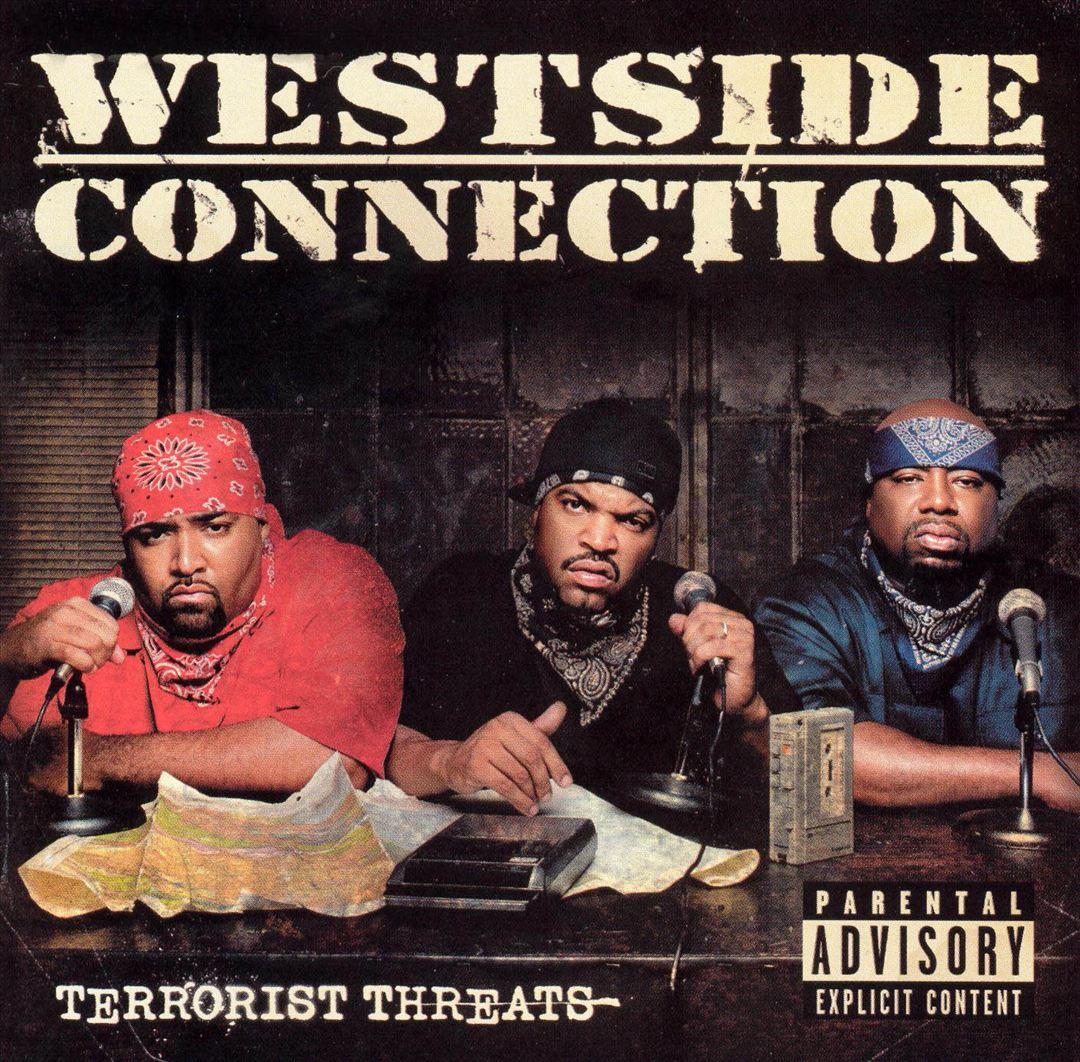 Westside Connection - Terrorist Threats (Front)