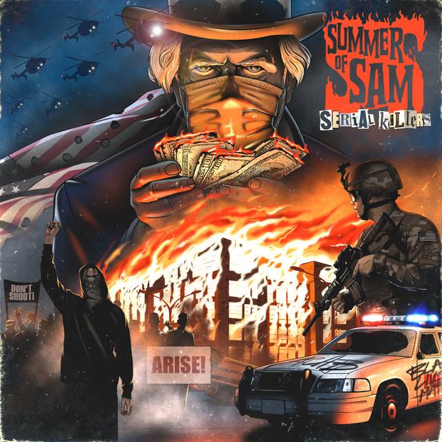 Xzibit, B-Real, Demrick - Serial Killers Presents Summer Of Sam