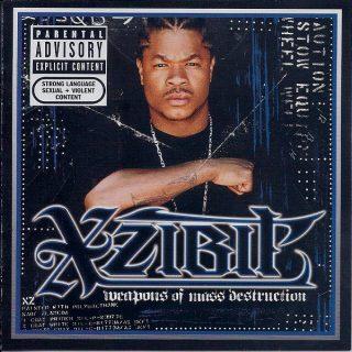 Xzibit - Weapons Of Mass Destruction (Front)