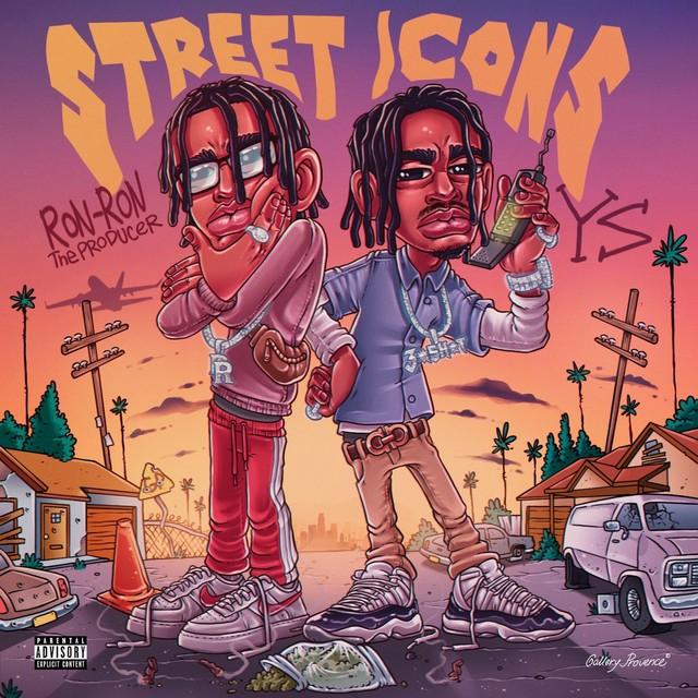YS & Ron-RonTheProducer - Street Icon