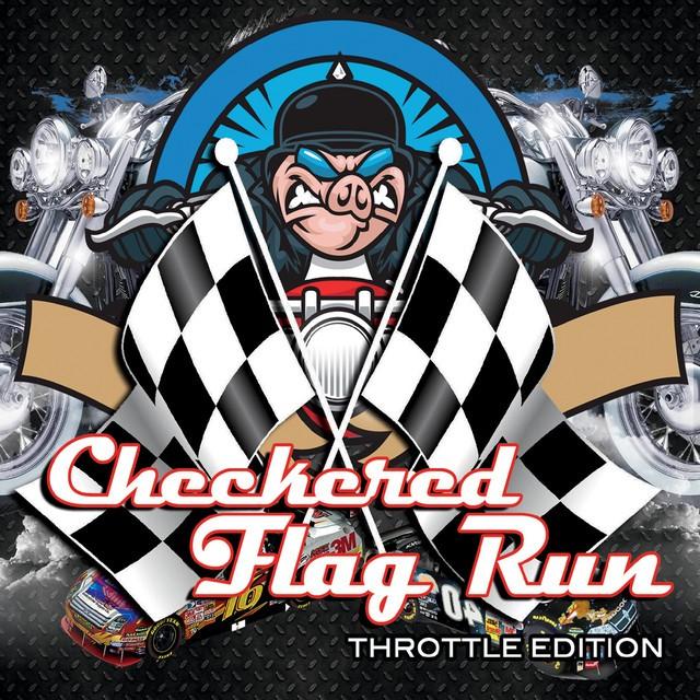 Ya100 - Checkered Flag Run