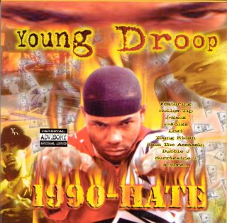 Young Droop - 1990-Hate (Front)