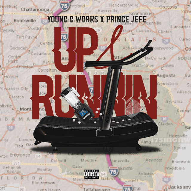Young G Works & Prince Jefe - Up And Runnin