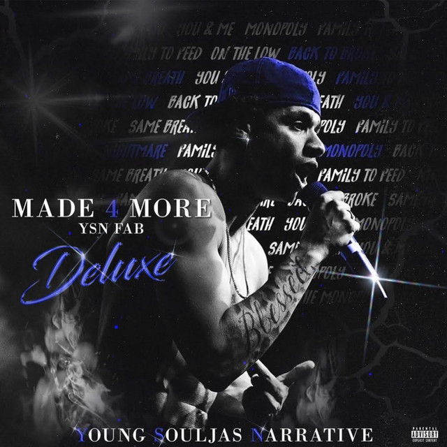 Ysn Fab - Made 4 More (Deluxe)